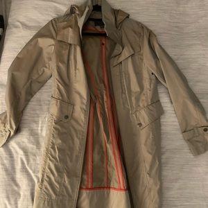 Cole Haan Trench Rain Jacket